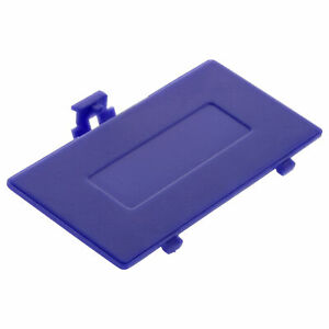 Battery back cover for GameBoy Pocket Nintendo MGB-001 door - Purple | ZedLabz