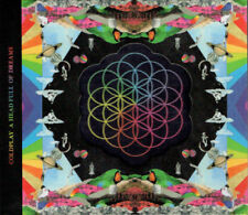 Coldplay - A Head Full of Dreams [New & Sealed] CD Special Packaging