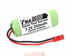 Ni-MH 2/3AAA 7.2V 350mAH Rechargeable Battery Size: 20*21*58mm w/SYP plug 6SHY