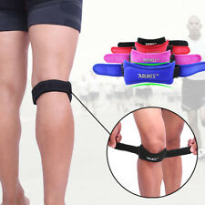 Patella Knee Strap Adjustable Patellar Pad Tendon Support Band Joint Pain Relief