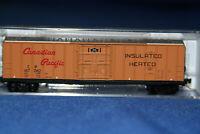 N Scale MTL Micro Trains 50' Box Car Canadian Pacific 027 00 310