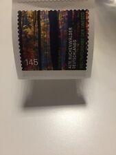 1 x Gültige Briefmarke 1,45 Alte Buchenwälder