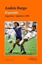 FIFA WORLD CUP 1986 The Match ARGENTINA vs ENGLAND BOOK El partido
