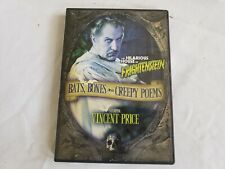The hilarious house of frightenstein: Bats, Bones, And Creepy Poems DVD