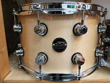 """DW Performance Maple Snare Drum 14x8"""" Natural Stain USA / Rullante Caisse Claire"""