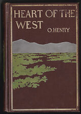 O Henry (William Porter) - Heart of the West - 1st 1907, Dennis Wheatley's Copy