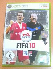 Fifa 10 (Microsoft Xbox 360, 2009, DVD-Box), usados