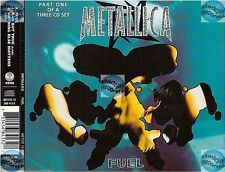 METALLICA FUEL germany MAXI CD PART 1 OF 3