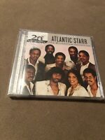 Atlantic Starr - 20th Century Masters: Millennium Collection CD New Sealed