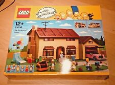 LEGO Simpsons House 71006 -NEUF-NEW- Creator Expert maison omer bart lisa marge