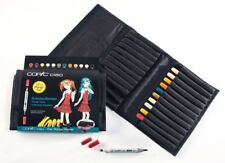 COPIC ciao 12er Set 22075732 Schuluniformen im Wallet Manga Set Zeichenset