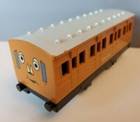 Thomas & Friends Train TOMY 2004 Clarabel Box Car Train Car Trackmaster Gullane