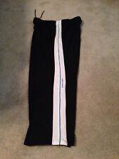 Under Armour Men's Xl Black white blueLoose Fit Athletic Pocket Pants New Tags
