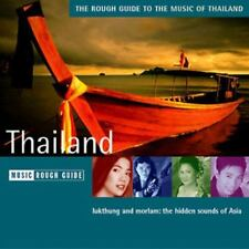 The Rough Guide to Thailand (Rough Guide World Music CDs), Rough Guides, Good Bo