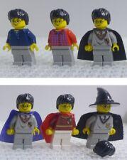 Lot of 6: Harry Potter - Quidditch, Hogwarts Sweater, Gryffindor Sweater, etc.