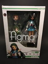 Figma 004 - The Melancholy of Haruhi Suzumiya Tsuruya-san - anime Action Figure