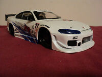 Jada Nissan Sylvia S15 1/24 scale used no box 2005 release import racer Option D