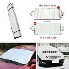 Car Windscreen Anti Ice Dust Shade Cover Heat Sun Shade 150 x 70cm Universal