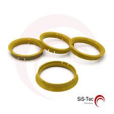 67.1mm a 56.1mm Distanziatori HUB 67.1-56.1 RUBINETTO di anelli in lega 4