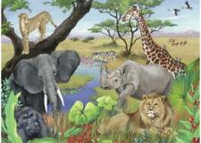 Ravensburger Safari Animals 60 Piece Jigsaw Puzzle