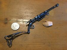 1:6 Scale Hand Crafted Miniature Metal Steampunk Aether Rifle By Auret