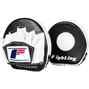 Fighting Sports Tri-Tech Micro Mitts - Black/White