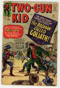 TWO-GUN KID #69 (Marvel 1964) NO RES