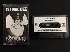 DJ Evil Dee RNB Joints 90s 1990s R&B Tape Kingz NYC 90s Classic Mixtape Cassette