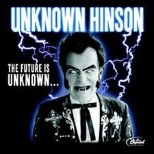 The Future Is Unknown * by Unknown Hinson (CD, Mar-2004, Liberty (USA))