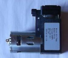 DC 12V mini pump 40L/min miniature oil-free vacuum pump,vacuum degree-85KPa