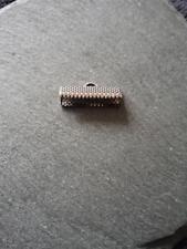 """16mm Wide (5/8"""") Ribbon Crimp End Clamps 16x7.5mm Findings Crimps *UK Seller*"""