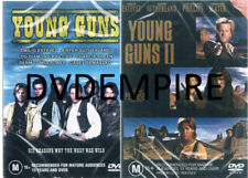 Young Guns 1 & 2  DVD New and Sealed Australia
