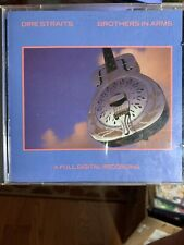 Brothers in Arms by Dire Straits (CD.  1985.   Warner. Smoke Free Home.