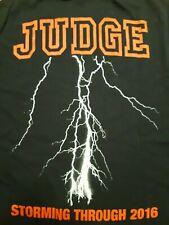 Judge NYHC Straight Edge Tshirt Small