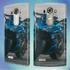 BIKE MACHINE MOTORCYCLE OUTDOOR HARD BACK CASE COVER FOR LG PHONES