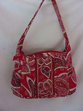 Vera Bradley Purse bag Pocketbook RED most popular Theme VG condition-retired