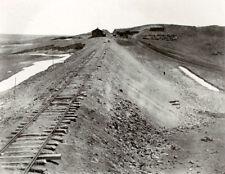 Granite Canyon Raised Rail Bed 1868