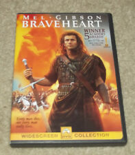 Braveheart (Dvd, 2000) Mel Gibson Alan Ladd Jr. Legendary Film Classic Action