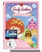 DVD EMILY ERDBEER - DIE KOSTÜMPARTY - Trickfilm für Kinder *** NEU ***