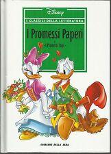 DISNEY I CLASSICI DELLA LETTERATURA n.  1: I Promessi Paperi e i promessi Topi