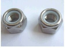 100pcs M4 Nylon Insert Lock Hex Nuts Slip-resistant For Tyre Robot  F01984-100