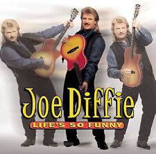 "JOE DIFFIE, CD ""LIFE'S SO FUNNY""  NEW SEALED"