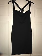 WOMENS VENUS CUT OUT BACK DRESS SIZE  2 LBD