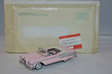 Franklin Mint 1958  Ford Edsel Convertible 1:43 Die Cast Model Car mint in box