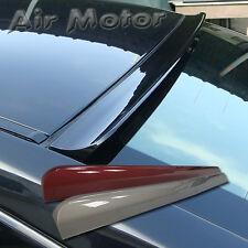 PAINTED AUDI A4 B7 4D Sedan REAR ROOF SPOILER 06 07 08 NEW