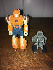 G1 TRANSFORMER ACTION MASTER ROLLOUT GLITCH RIGHT ARM LOT # 1
