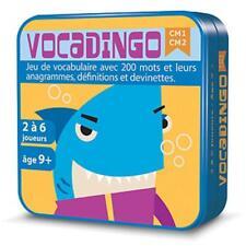 Vocadingo CM1-CM2 - Asmodée - Cocktail Games  - Jeu Neuf