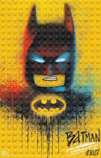 "The Lego Batman  ( 11"" x 17"" ) Movie Collector's Poster Print (T1) - B2G1F"