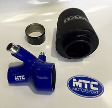MTC MOTORSPORT PEUGEOT RCZ THP 156 & 207 GTI GT 1.6T INDUCTION KIT BLUE