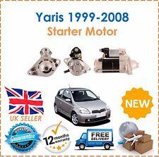 para TOYOTA YARIS 1.0i 1.3i 1999-2008 MOTOR DE ARRANQUE NUEVO Buen Calidad OE